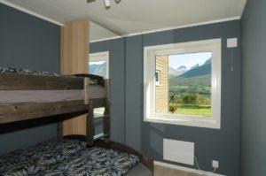 Soverom Romsdalseggen Lodge Overnatting